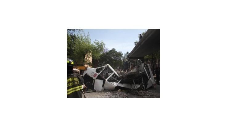 Západným Mexikom otriaslo silné zemetrasenie