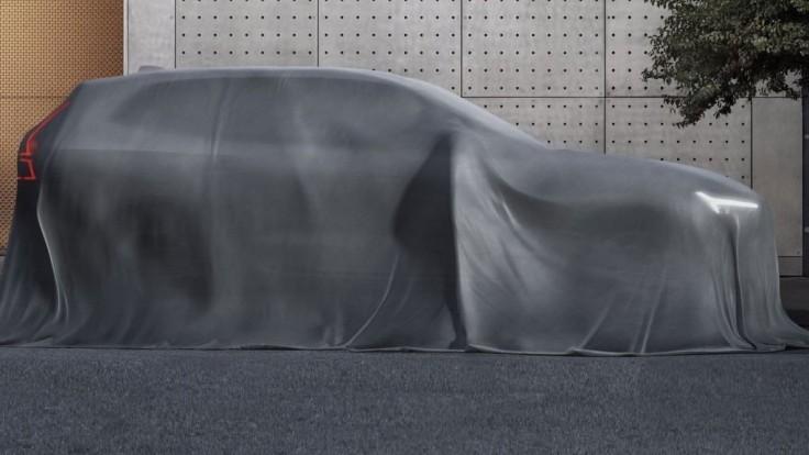 Nové Volvo XC60 tesne pred odhalením
