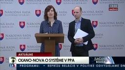 TB poslancov OĽaNO-NOVA o systéme v PPA