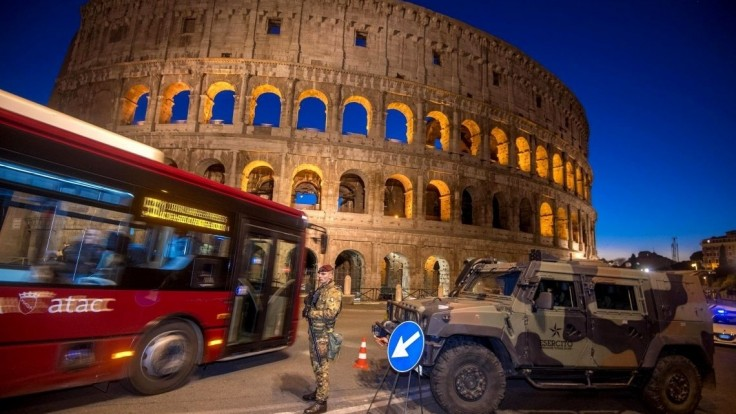 Taliansku hrozia teroristické útoky, varovali tajné služby