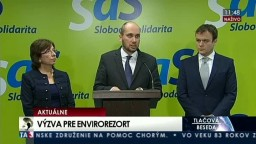 TB predstaviteľov SaS o karcinogénnom vzduchu na Hornej Nitre