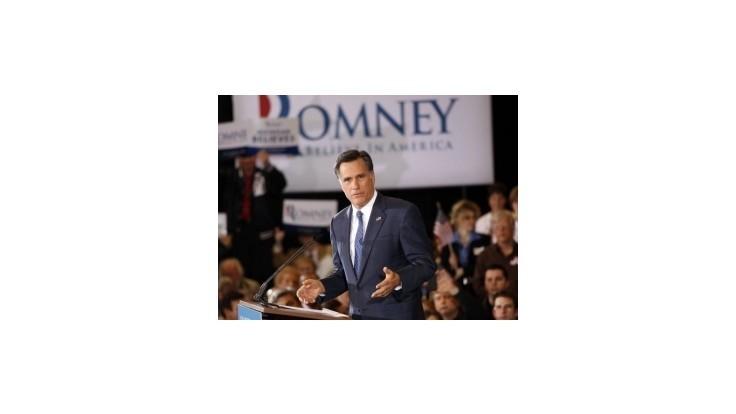 Romney získal aj Obamov domovský Illinois