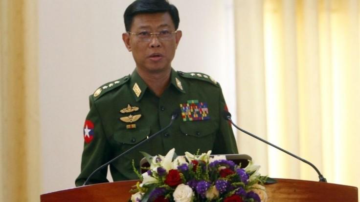 Násilie armády na Rohingoch sa nepotvrdilo, tvrdí generál