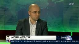 HOSŤ V ŠTÚDIU: M. Mertinyák o novom modeli Fortuna ligy