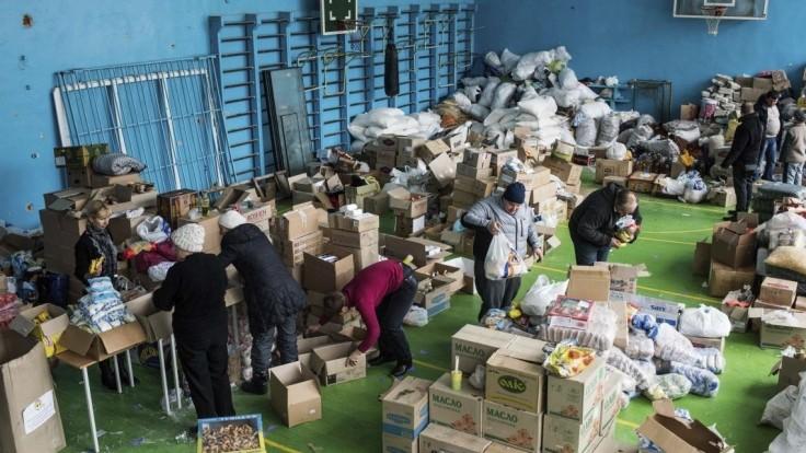 Separatisti prevzali kontrolu nad ukrajinskými firmami v Donbase