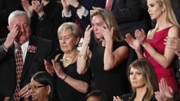 Najlepší prejav, konečne bol prezidentom. Trumpa pochválili aj kritici