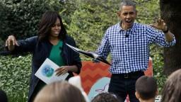 Obama s manželkou vydajú ďalšie knihy, predpokladajú vysoký náklad