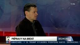 HOSŤ V ŠTÚDIU: V. Baláž o príprave Slovenska na Brexit