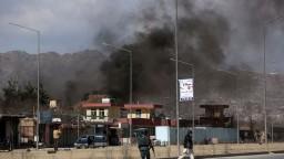 V Kábule sa odpálili teoristi. Po explózii nasledovala prestrelka