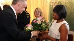 Kiska v paláci privítal ženy s jedinečným životným príbehom