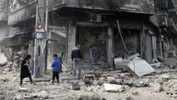 Odsun civilistov z Aleppa bol vojnovým zločinom, tvrdí OSN