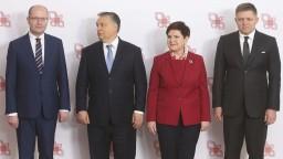 V4 má pred kľúčovým samitom vlastnú predstavu o budúcnosti Únie