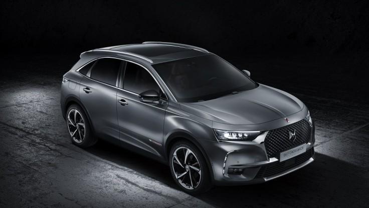 DS 7 Crossback: Nové SUV podľa DS, inovácie a skúsenosti s parížskym podpisom