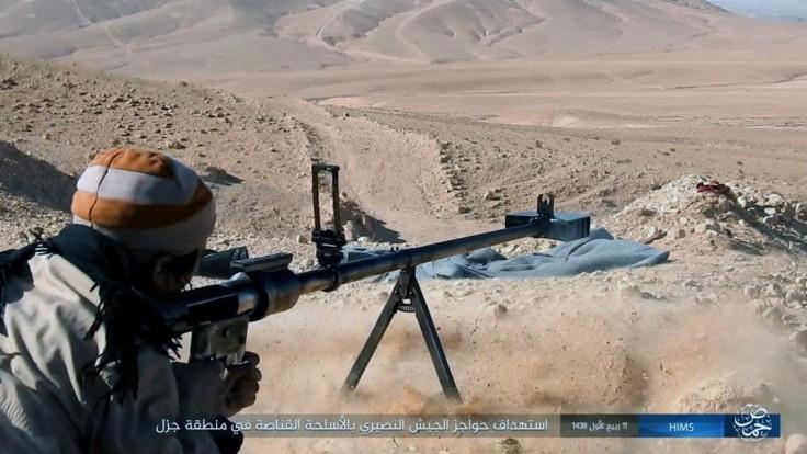Starobylú Palmýru oslobodili, sýrska armáda vytlačila islamistov