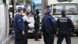 V Bruseli zadržali muža, ktorý viezol plynové bomby. Polícia oblasť uzavrela