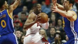NBA: Golden State nestačili na Chicago, Portland zdolal Oklahomu