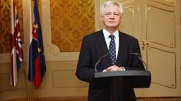 Briti odštartujú Brexit ešte v marci, potvrdil v Bratislave kľúčový muž