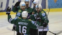 Hokejsti Skalice prekvapili Prešovčanov, prebojovali sa do finále