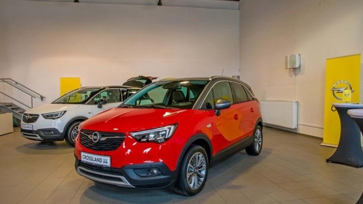 Opel Crossland X: Neoficiálna premiéra v Bratislave.
