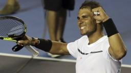 Nadal si v Acapulcu zahrá vo finále, vyzve Američana Querreyho