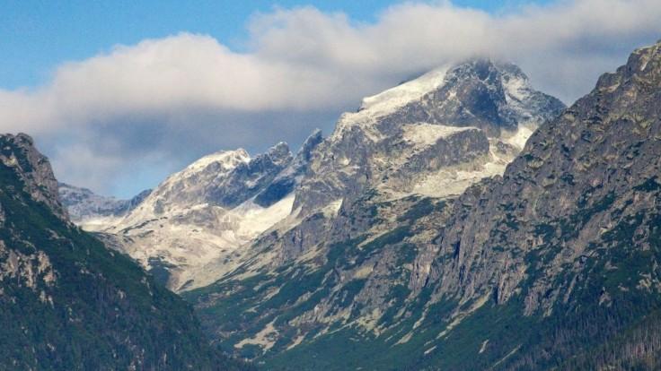 V Tatrách vyhasol život mladého horolezca, padal desiatky metrov