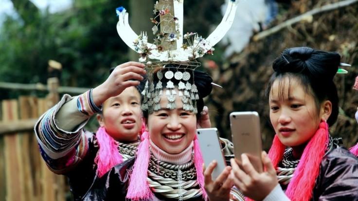 Poslední jaskynní ľudia žijú v Číne, postavili im lanovku