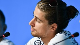 Sagan odstúpil zo Strade Bianche, necítil sa dobre