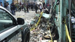 Výbuch plynu na predmestí Mexika zabil dve ženy a deti