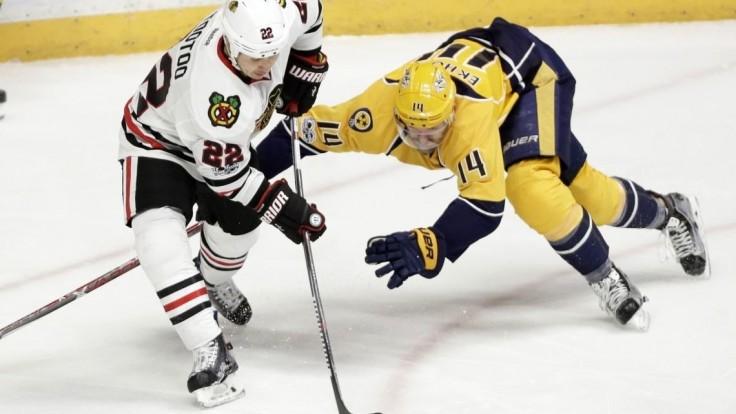 NHL: Pánik s dvoma asistenciami, Chicago po siedmy raz v rade víťazne