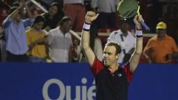 Favorizovaný Nadal nezvládol finálový duel ATP v Acapulcu