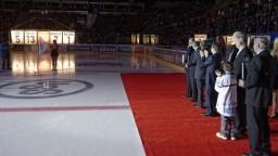 V Košiciach si uctili svoje hokejové legendy