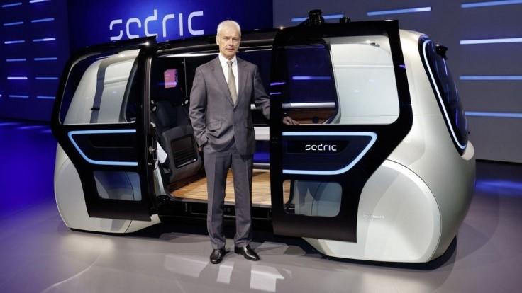 Privítajte Sedric, Volkswagen ovládaný tlačidlom