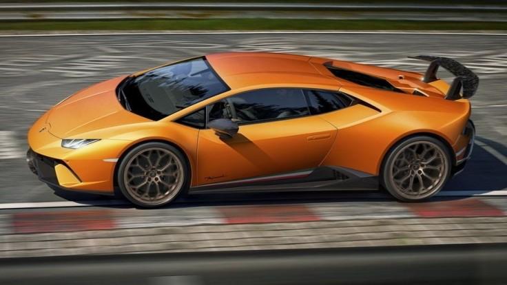 Bez turba a elektriny: Lamborghini Huracán je rekordér v Zelenom pekle