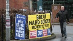 Írov bude po Brexite rozdeľovať hranica, hrozí návrat násilia