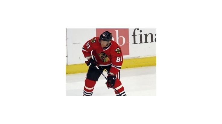 NHL: Hossa a Višňovský s asistenciami