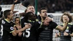 Chelsea Londýn smeruje k titulu, tím si pripísal ďalšie víťazstvo