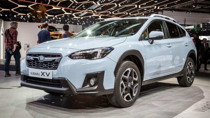 Subaru XV sa najviac zmenilo vnútri