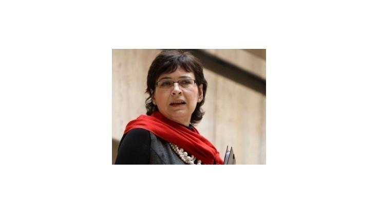 Žitňanská: Smer chce zakonzervovať súčasný stav na prokuratúre