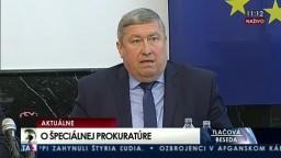 TB J. Čižnára a D. Kováčika o špeciálnej prokuratúre