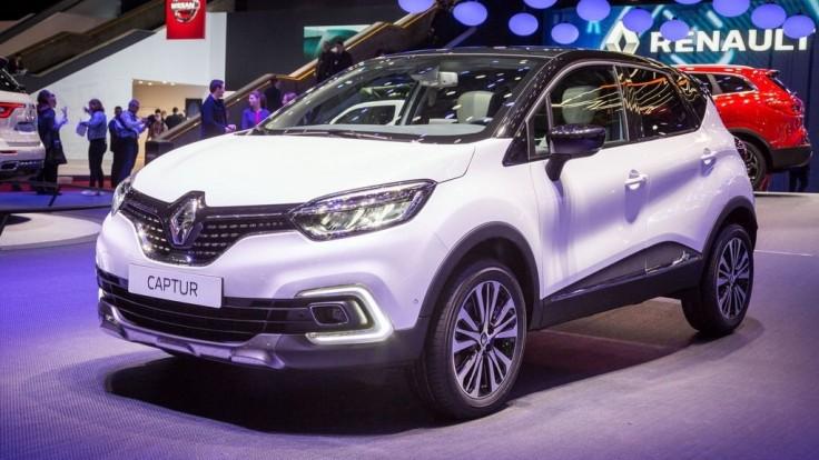 Vynovený Renault Captur sa páči ešte viac. Vie strážiť mŕtvy uhol