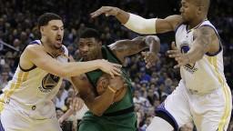 Warriors nestačili na Boston, Spurs s deviatym víťazstvom v rade