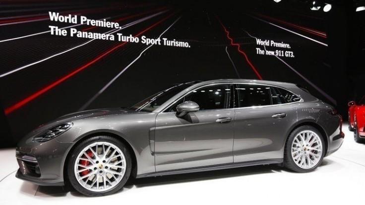 "Pre Porsche Panamera Sport Turismo je slovo ""kombi"" urážka"