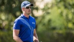 PGA Volspar Championship privítal na greene aj Henrika Stensona
