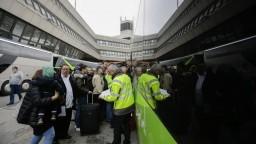 Cestujúci zbytočne čakali na odlet, zamestnanci dvoch berlínskych letísk štrajkujú