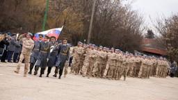 Desiatky vojakov odídu na mierovú misiu do Afganistanu a na Cyprus