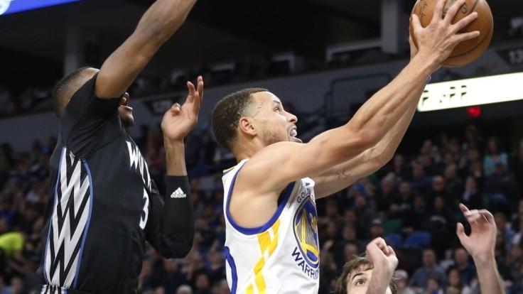 NBA: Warriors nestačili na Minnesotu, Houston zdolal Chicago