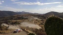 Rely Mexika pokračovala druhou etapou, najrýchlejší bol britský jazdec