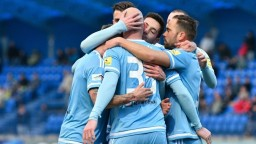 Žilina remizovala v Dunajskej Strede, Slovan zdolal Senicu