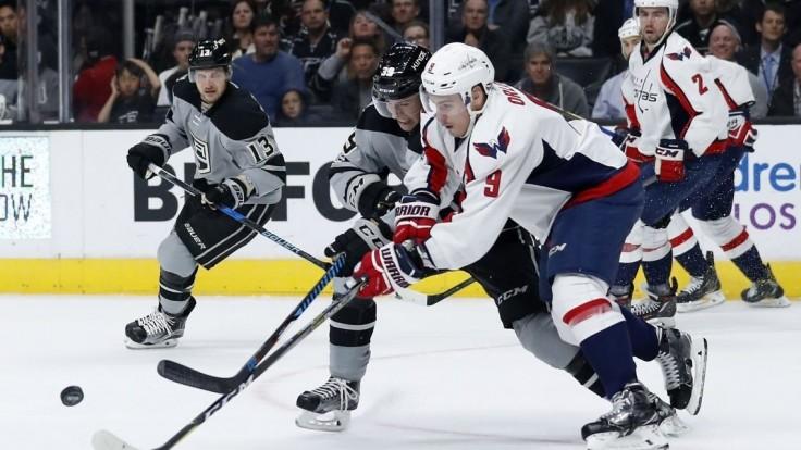 NHL: Gáboríkov gól pomohol Kings k výhre nad lídrom súťaže