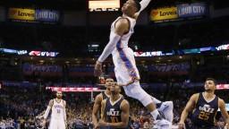 NBA: Oklahoma zvíťazila, Westbrook s ďalším triple-double